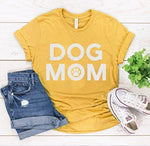 Dog Mom-T-Shirts
