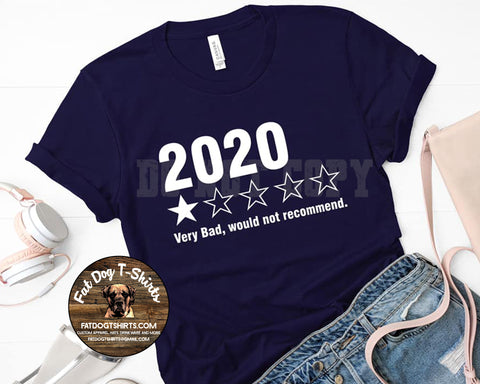 2020-Very Bad-T-SHIRT/V-NECK/HOODIE