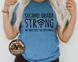 """Strong""-Grades -T-Shirts-ADULT(SCROLL PHOTOS)"