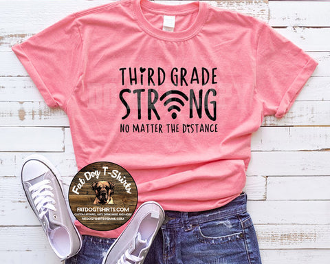 """STRONG""-GRADES -T-SHIRTS-YOUTH"