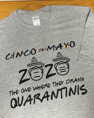 Cinco de Mayo-Quarantini