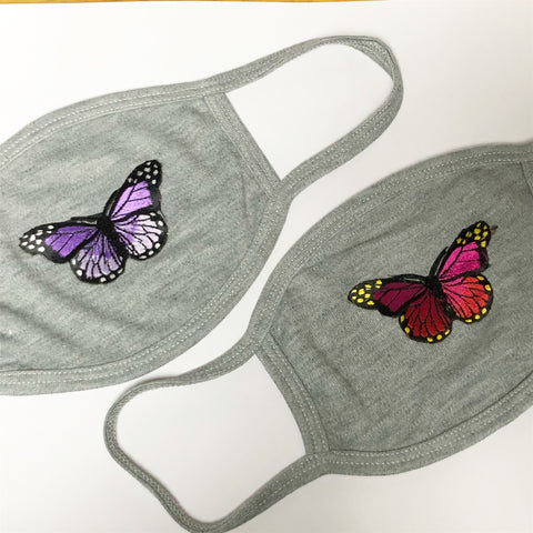 Sport Grey-Butterflies