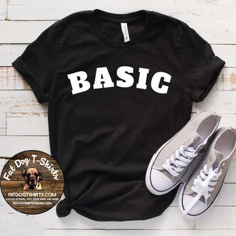 BASIC-T-Shirt, Crew Fleece, Hoodie, Long Sleeve