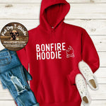 Bonfire Hoodie-Multiple Colors