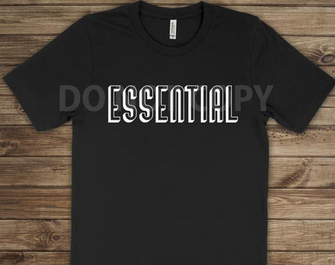Essential-T-Shirt