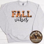 Fall Vibes-Crew Fleece/Hoodies