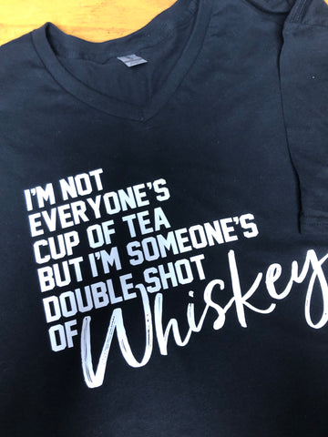 Double Shot of Whisky