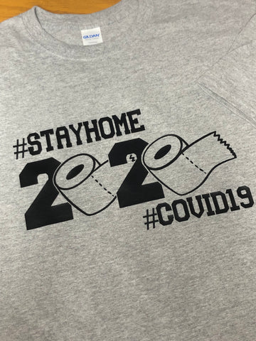 STAY HOME 2020