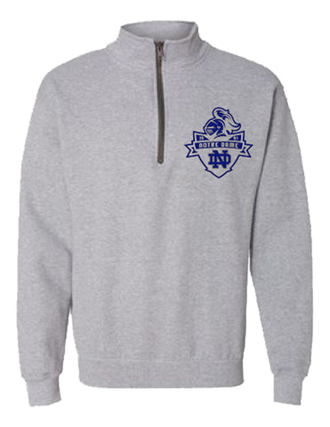 NDA QUARTER ZIP