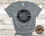 Not Your Basic Witch-T-Shirts/Hoodies