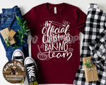 The Official Christmas Baking Team-T-Shirt or Hoodie