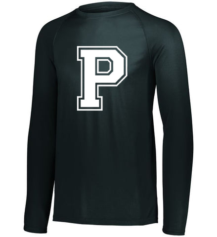 SPP CREW COMPRESSION SHIRT-LOGO-P