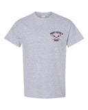 SPP CREW-SPORT GREY T-SHIRT