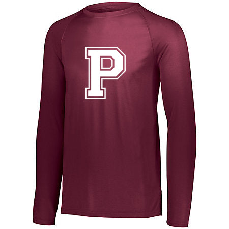 "SPP CREW-PERFORMANCE -""P"" LONG SLEEVE"
