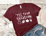 'Tis the Season-Fall T-SHIRT or Hoodie