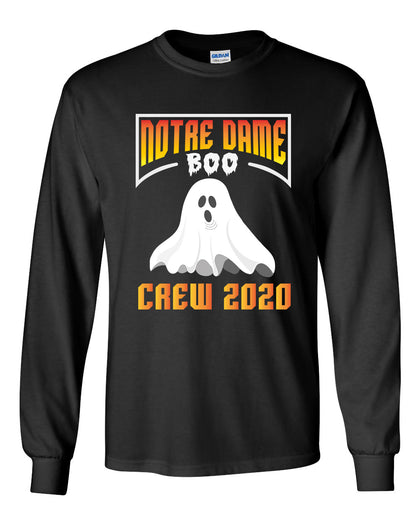 NDA Boo Crew 2020-Long sleeve T-Shirt /Short Sleeve T-Shirt