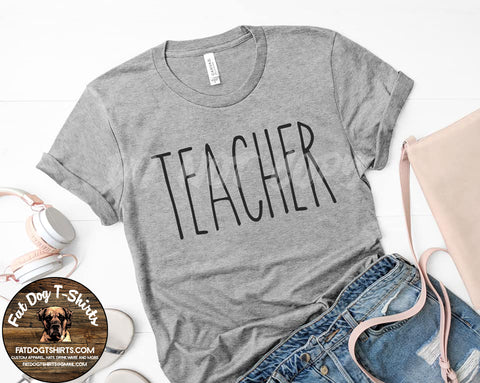 Teacher - T-Shirts and Hoodies