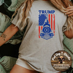 Trump Train-T-Shirts/Long Sleeve T-Shirt