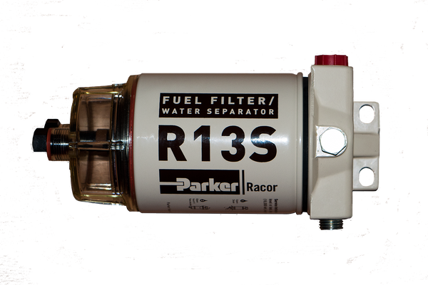120BS Racor Fuel Filter/Water Separator