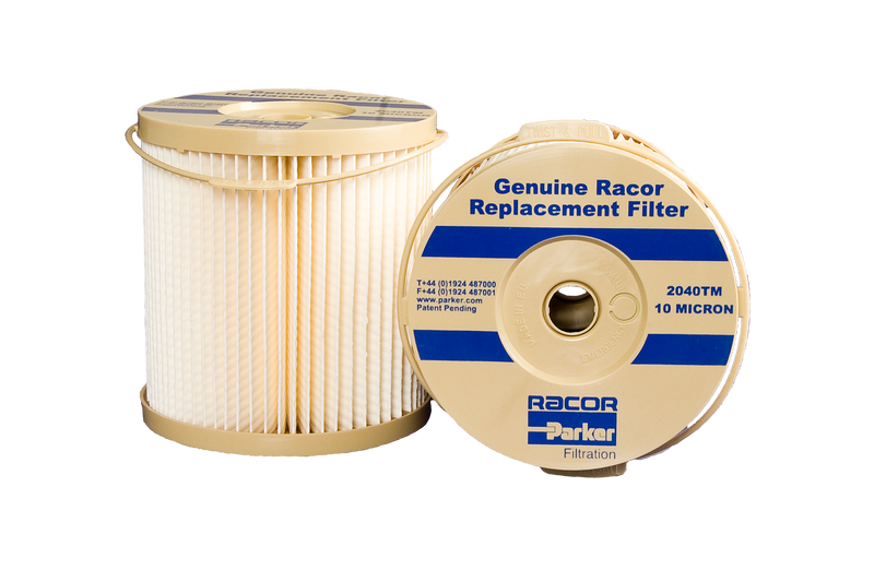 2040TM Racor Fuel Filter Element