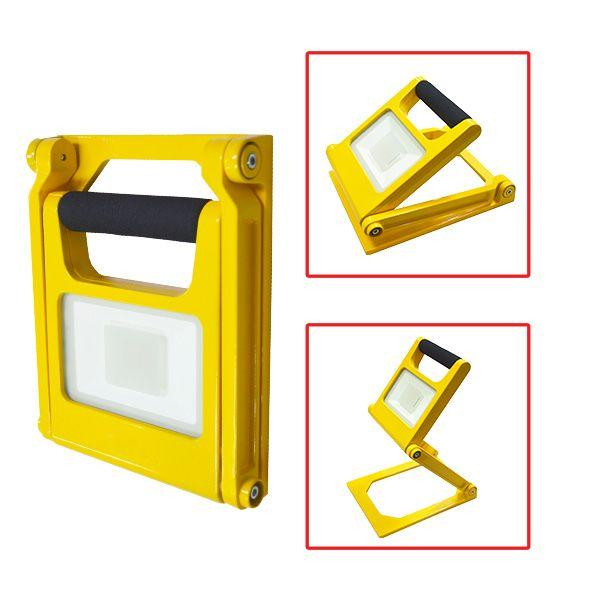 JBSFFLY10 rechargeable foldable flood light