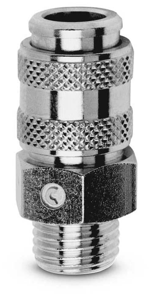 5051 / 5081 BSP Male Quick Release Coupling