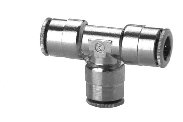 6540 Equal Tube Tee Connector