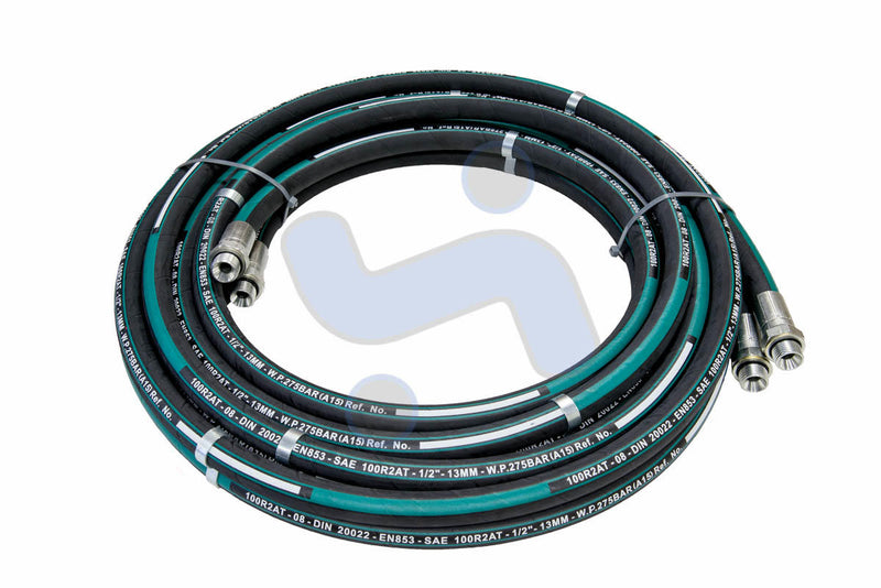 Breaker Hose Assembly BH08-08M08M-06MT
