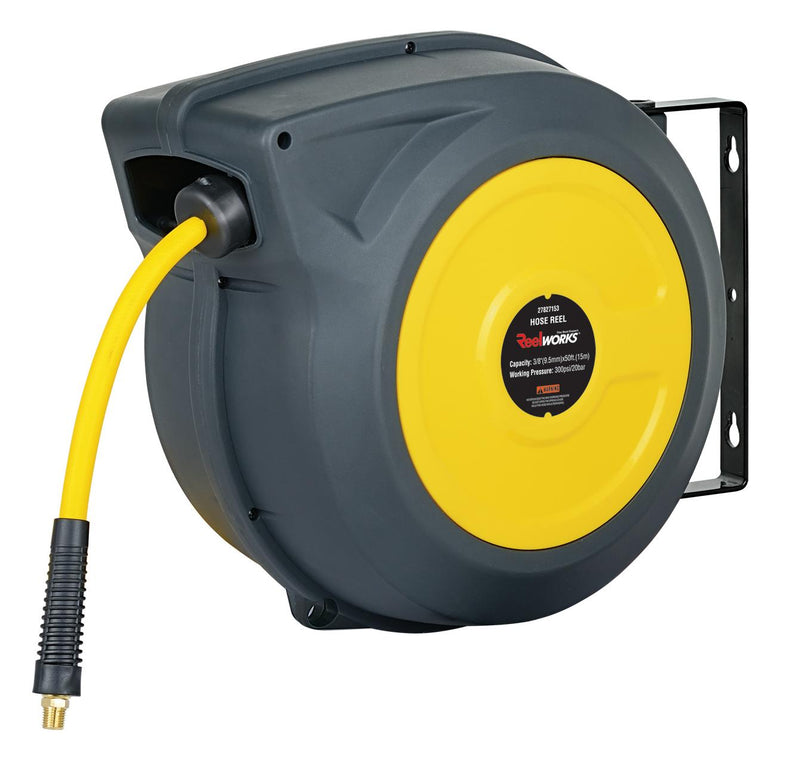 C2782 High Visibility Safety Hose Reel