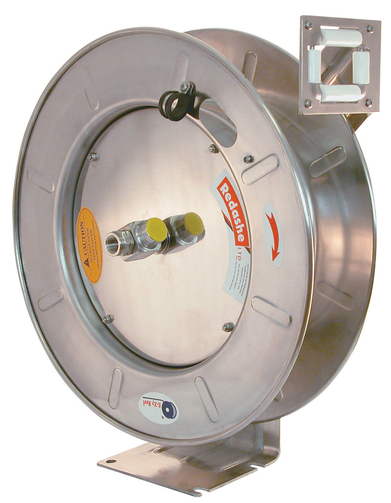 CSS808-450L Stainless Steel Spring Rewind Hose Reel