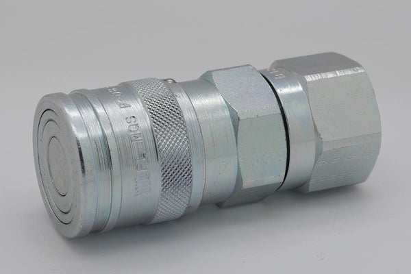 Flat Face Coupling  BSP Steel Carrier (ISO B)