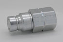 Flat Face Coupling  BSP Steel Probe (ISO B)
