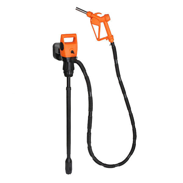 ZEDR55 Battery Operated Drum Pump