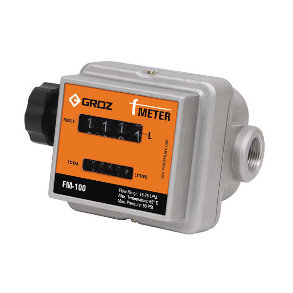 ZFM100 Mechanical Fuel Meter