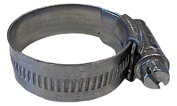 Jubilee Hose Clips Clamps Worm Drive Mild Steel 70-90 to 286-318
