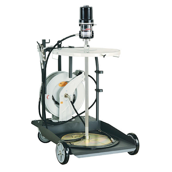 JGS200 Heavy Duty Air Operated Grease System 180kg