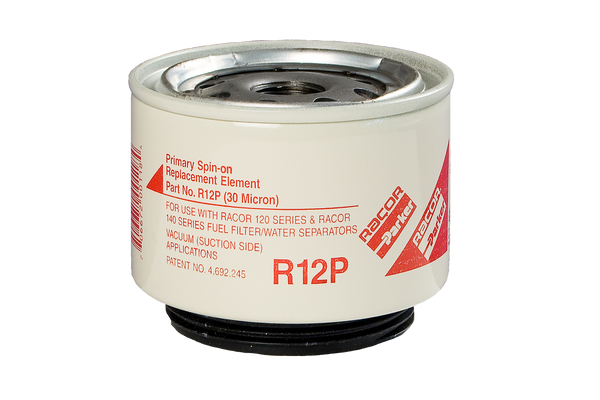R12P Racor Replacement Fuel Filter / Water Separator