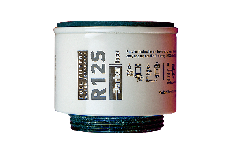R12S Racor Replacement Fuel Filter / Water Separator