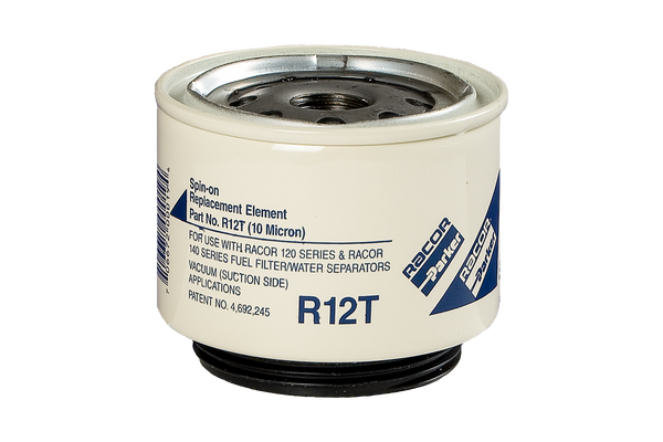 R12T Racor Replacement Fuel Filter / Water Separator