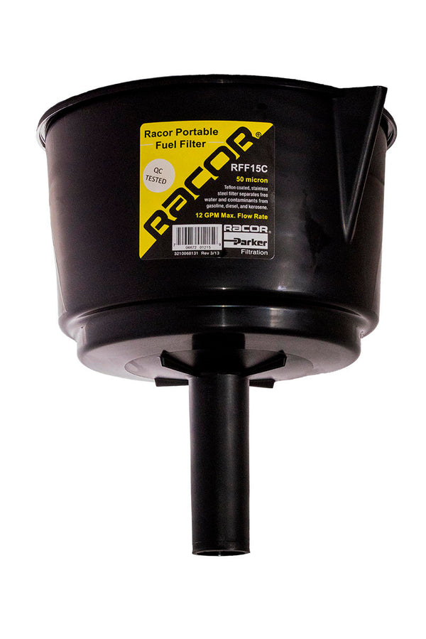 RFF15C Racor Filter Funnel
