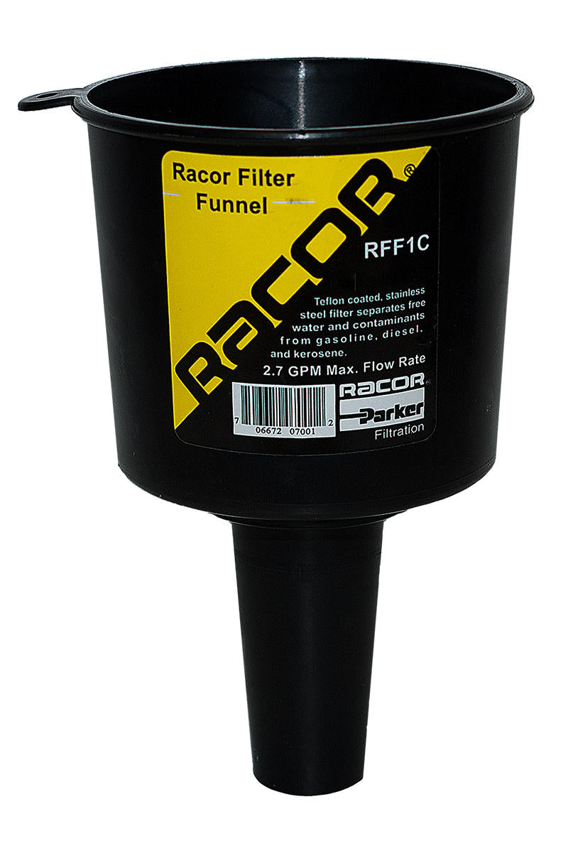 RFF1C Racor Filter Funnel