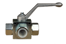 12mm L-port Ball Valve KH3/2-12LX