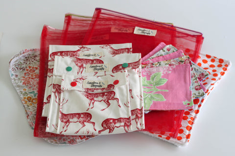 Sweetpea and Dragonfly Handmade Sustainable Gift Packs