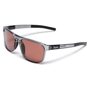 Classic Sunglasses - Black Transparent/Pink