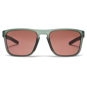 Load image into Gallery viewer, Classic Sunglasses - Green Transparent/Pink