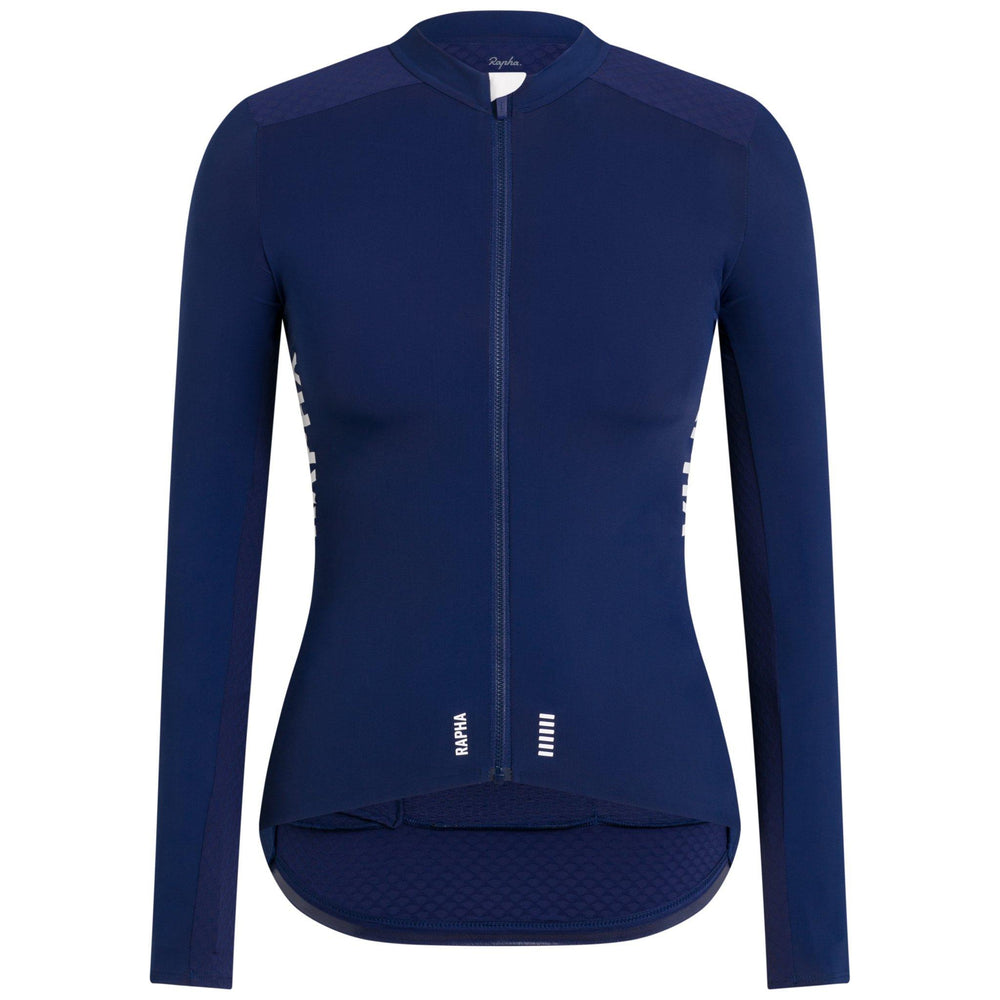 Load image into Gallery viewer, Womens Pro Team Long Sleeve Aero Jersey