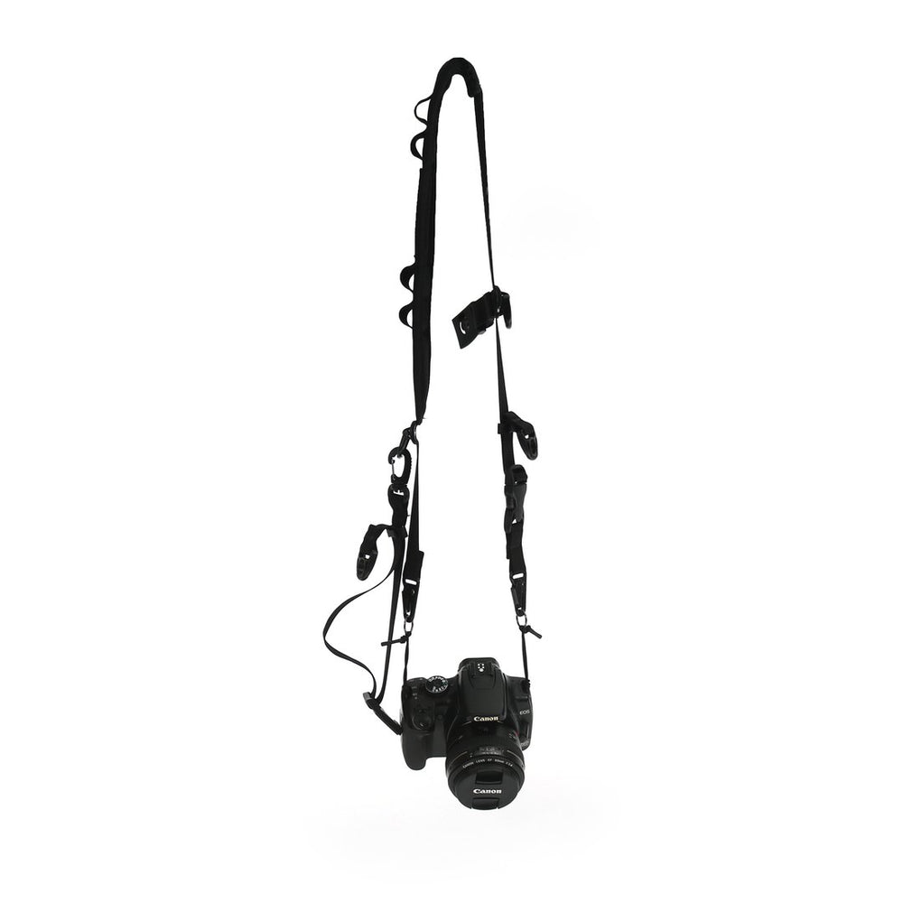 Skingrowsback - 3 Point Cycling Camera Strap