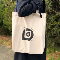 totebag en coton recyclé - connected bag