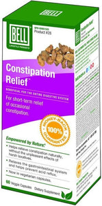 BELL Constipation Relief Tea (60 Caps)