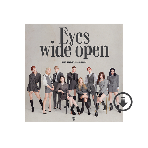Eyes Wide Open Digital Album